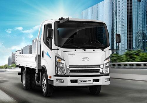 Ai thống trị thị trường xe tải Việt