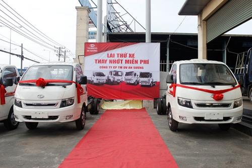 Sự Kiện Lái Daehan Motors Tại Ô Tô An Sương Quý I 2018