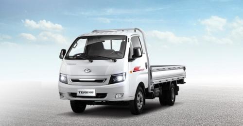 Thêm sự lựa chọn mới cho thị trường xe tải Việt Nam