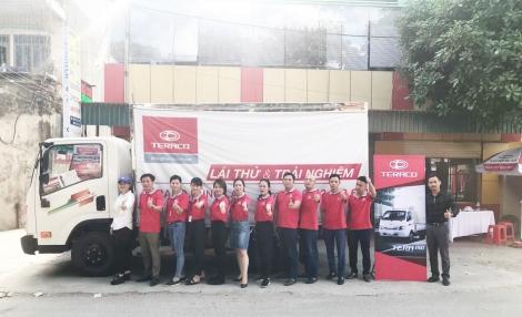 Hành Trình Lái Thử Xe Tải Nhẹ của Deahan Motors cùng đại lý Teraco Dũng Lạc tại Thanh Hóa