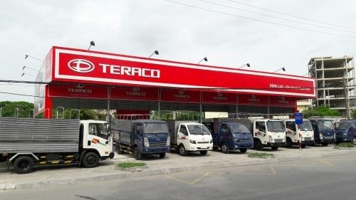 Hành trình lái thử xe tải nhẹ Teraco Dũng Lạc Thanh Hóa