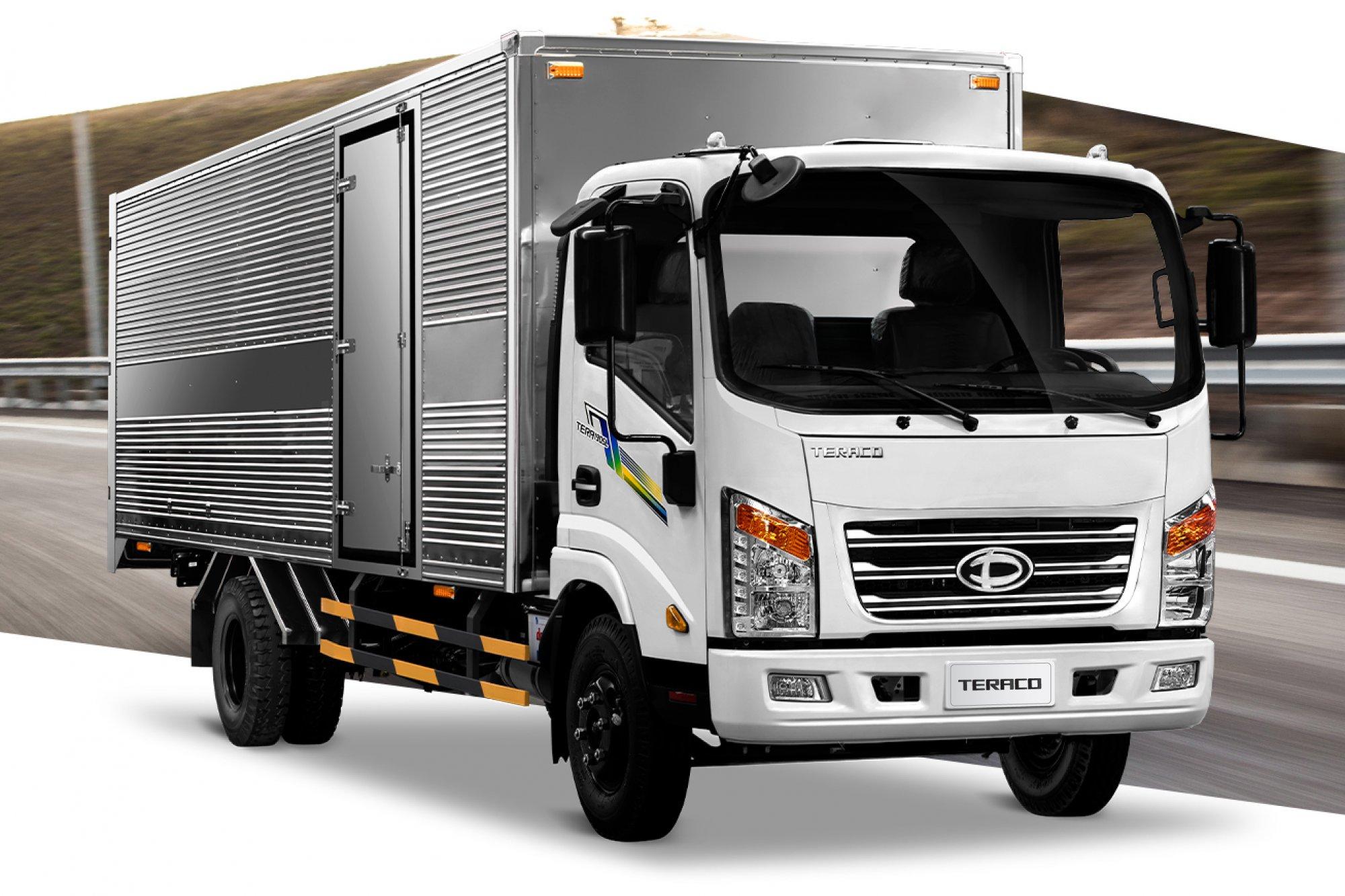 Daehan Motors ra mắt bộ đôi tân binh - Tera190SL và Tera345SL
