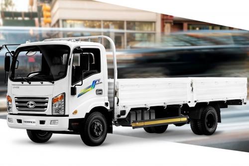 Bộ đôi xe tải Daehan Hàn Quốc lấn sân thị trường Việt Nam