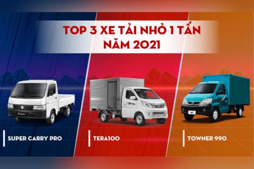 Daehan Tera100 và cuộc bứt tốc thần kỳ trong hành trình lọt top 3 xe tải nhỏ 1 tấn bán chạy nhất thị trường