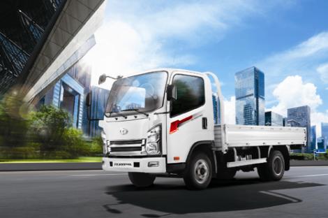 Daehan Motors thêm lựa chọn cho khách hàng mua xe tải