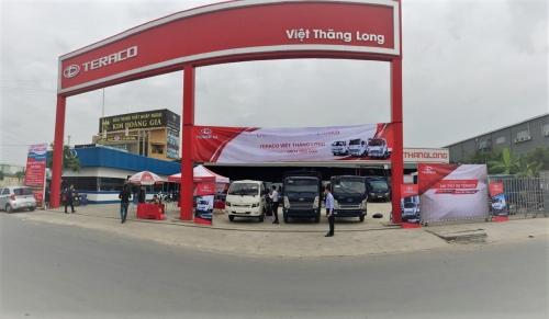 Cơ hội trải nghiệm lái thử xe tại Hà Nội - Đại lý Teraco Việt Thăng Long