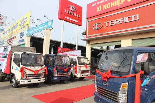 Tổng kết sự kiện lái thử xe Teraco tại An Sương