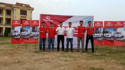 Hành trình lái thử và trải nghiệm xe Teraco tại Hải Dương và Hưng Yên