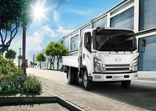 Thông tin về giá xe tải Teraco - Daehan Motors
