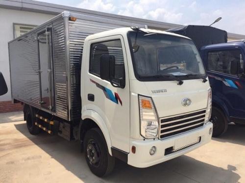 Ưu điểm của xe tải nhẹ thùng kín Teraco