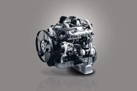 HYUNDAI D4BH engine.