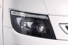 Đèn pha projector & Đèn LED chạy ban ngày
