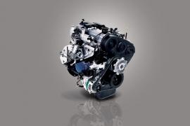 Động cơ Diesel của Hyundai D4BH (TCI)