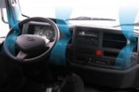 Hệ thống điều hóa nhiệt độ cabin trang bị tiêu chuẩn theo xe