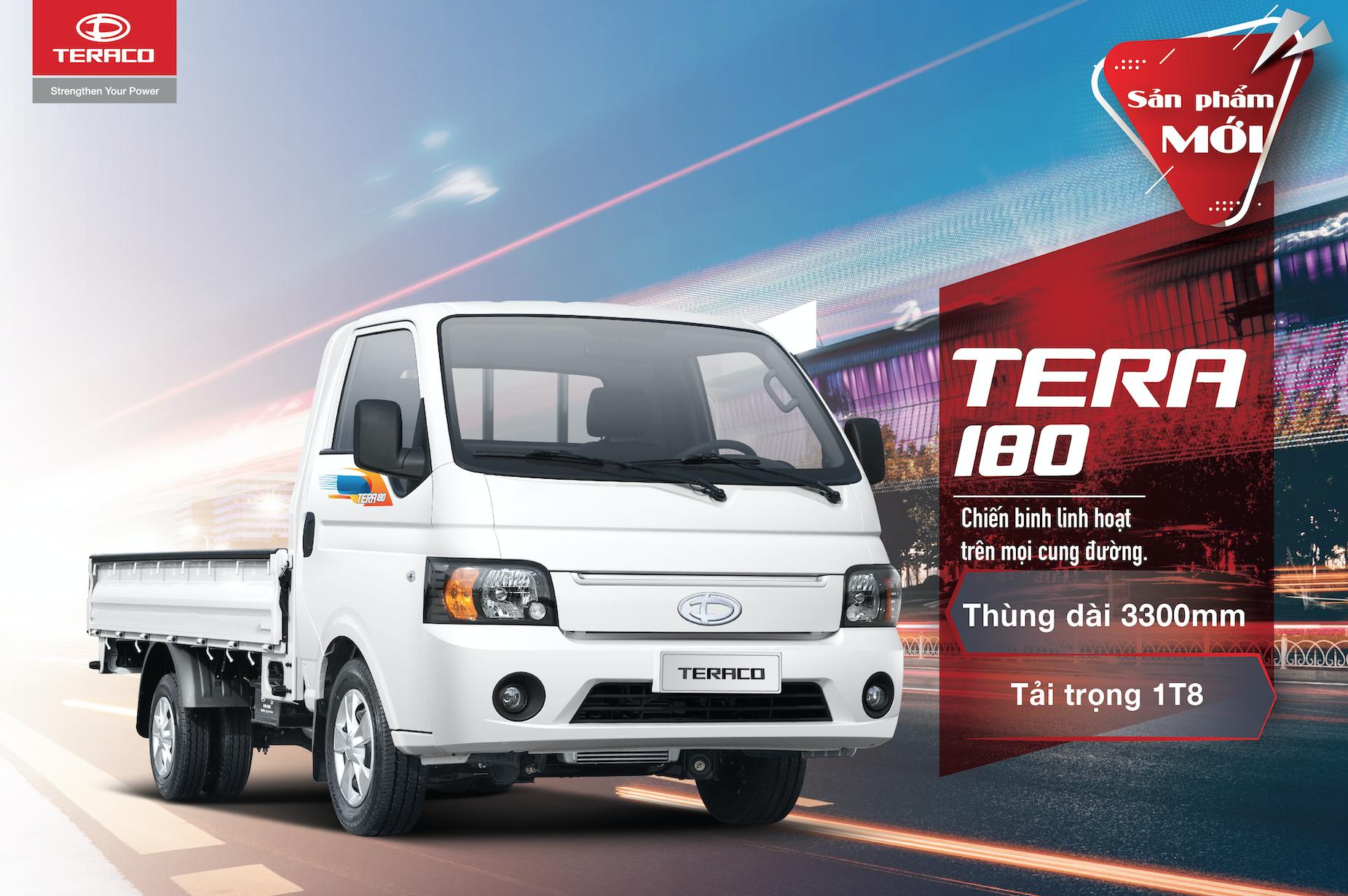 TERA150 & TERA180