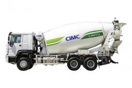 Thùng bồn trộn CIMC