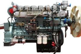 Động cơ SINOTRUK /D10.38-40