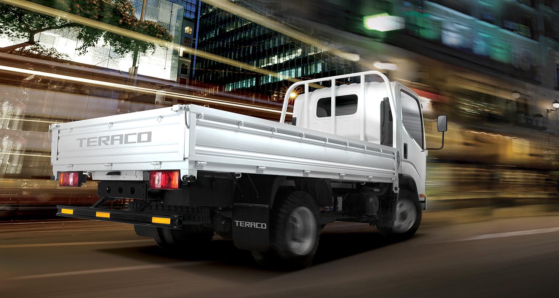Tera 240 – dòng xe tải 2.4 tấn động cơ bền bỉ, tiết kiệm nhiên liệu