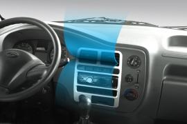 Điều hòa nhiệt độ theo xe